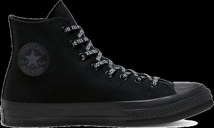 Converse GORE-TEX Utility Chuck 70 High Top Black 168857C