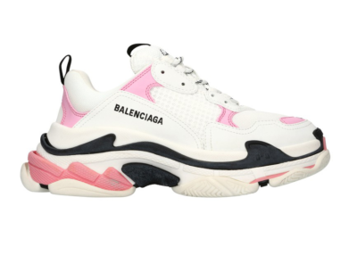Balenciaga Triple S Light Pink (W) 524039W09OM5691