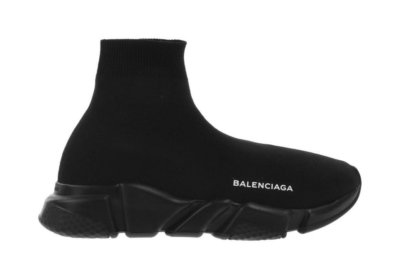 Balenciaga Speed Trainer Triple Black 485625-W05G0-1000