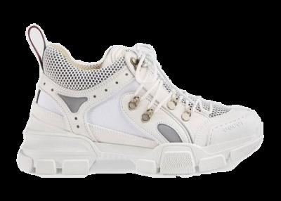 Gucci Flashtrek White (W) 543305 GGZ80 9087
