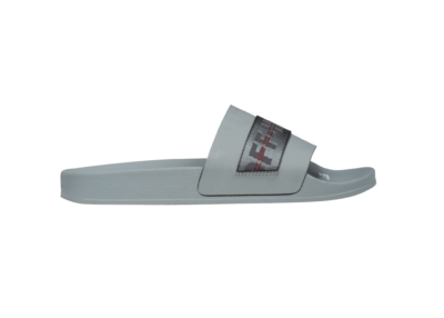 Off-White Industrial Slides Medium Grey OMIA088E20FAB0040606