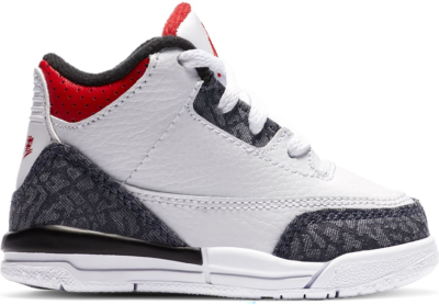Jordan 3 Retro SE-T Fire Red Denim (TD) DB4170-100