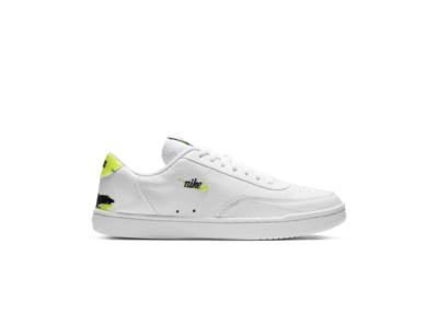 Nike Court Vintage Premium White Volt CZ7936-100