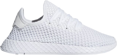adidas Deerupt Triple White (Youth) CQ2935
