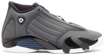 Jordan 14 Retro Light Graphite 2011 (GS) 312091-011