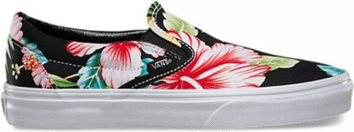 Vans Classic Slip Hawaii Black V0MEFFZ
