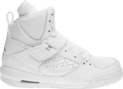 Jordan Flight 45 White 524865-100