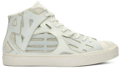 Converse Jack Purcell Mid White 169009C