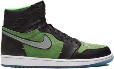 Jordan Air 1 High Zoom QS groen CK6637-300