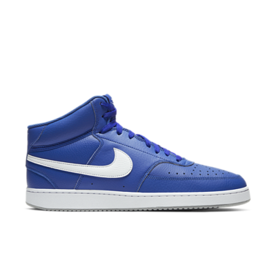 Nike Court Vision Mid Blauw CD5466-400