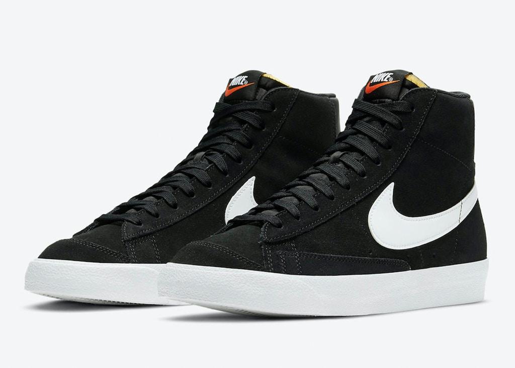 Ben jij weggeblazen door de Nike Blazer Mid '77 Suede?