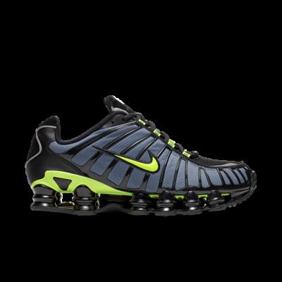 Nike Shox Blauw CI7692-400
