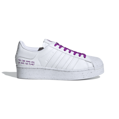adidas Originals Superstar Bold White FY0129