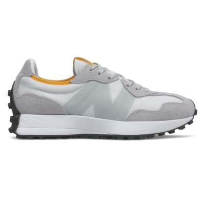 Damen New Balance 327 Light Aluminum/Aspen
