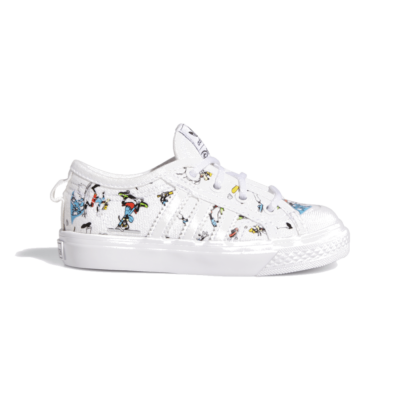 adidas Nizza x Disney Sport Goofy Cloud White FW3822