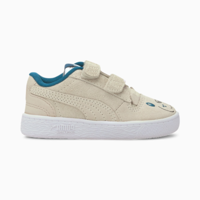 Puma Ralph Sampson Animals V sportschoenen Grijs / Wit 374702_03
