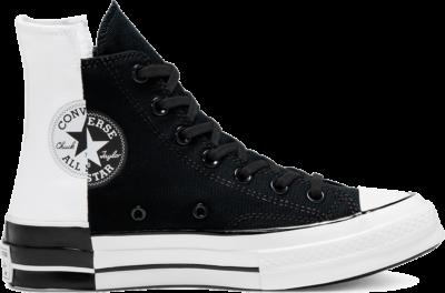 Converse Unisex Rivals Chuck 70 High Top Black 168670C