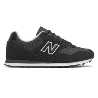 Herren New Balance 393 Black
