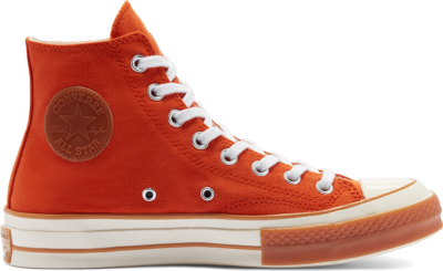 Converse Pop Toe Chuck 70 Campfire Orange/Natural Ivory 169057C