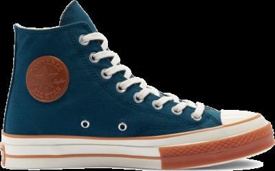 Converse Pop Toe Chuck 70 Blue/Egret/Gum Honey 169056C
