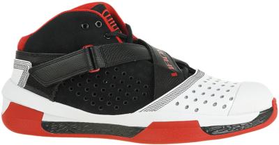 Jordan 2010 Outdoor White Red Black 407744-101