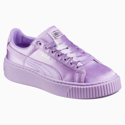 Puma Basket Platform Tween Girls'  365134_02