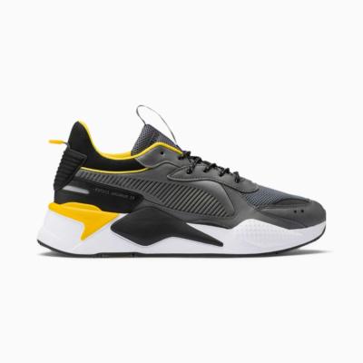 Puma RS-X sneakers Zwart / Grijs 369666_04