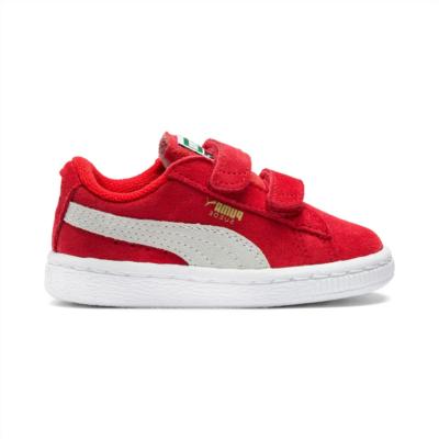 Puma Suede baby-sneakers met twee bandjes 356274_03