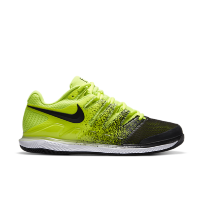 NikeCourt Air Zoom Vapor X Hardcourt Geel AA8030-702