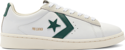 Converse Unisex Pro Leather Low Top White/Midnight Clover/Egret 169708C