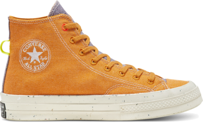 Converse Renew Chuck 70 High Top Saffron Yellow/Lemon Venom 168615C
