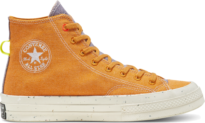Converse Renew Chuck 70 High Top Saffron Yellow/Lemon Venom 168615C