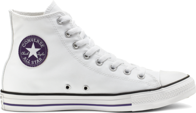 Converse Chuck Taylor All Star Summer Sport High Top Purple 164411C
