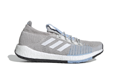 adidas Pulseboost HD Grey One Glow Blue (W) FU7347