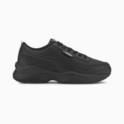 Puma Cilia Mode sportschoenen Zwart / Wit / Zilver 374231_01