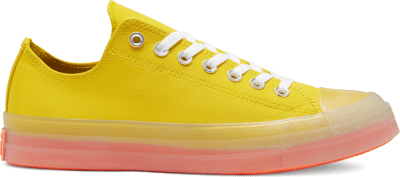 Converse Chuck Taylor All Star CX Low Top Speed Yellow/White/Wild Mango 168570C