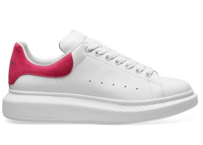 Alexander McQueen Oversized Pink 553680 WHGP7 9363