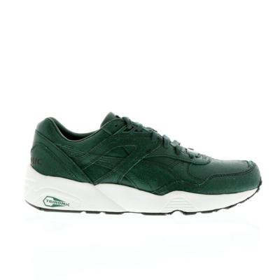 Puma R698 Trinomic Crackle Green 357740 02