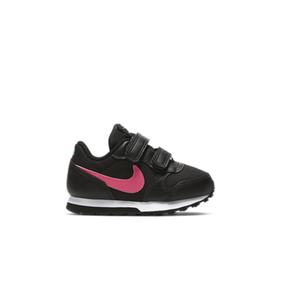 Nike MD Runner Zwart 806255-020