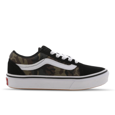 Vans Old Skool Woodland Camo Black VN0A4U1Q0JR