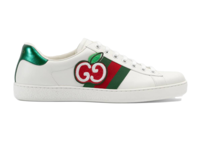 Gucci Ace GG Apple 611376 DOPE0 9064