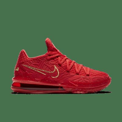 "Nike LEBRON XVII LOW PH ""UNIVERSITY RED"" CD5008-600"