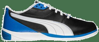 PUMA Perilo Retro Low Sneaker 305158-04 zwart 305158-04