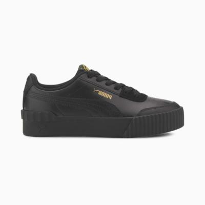 Puma Carina Lift sportschoenen voor Dames Zwart 373031_01