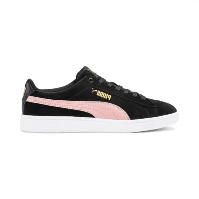 Puma Vikky v2 sportschoenen voor Dames Wit / Roze / Zwart 369725_11