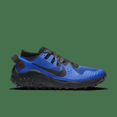 Nike Wildhorse 6 Blauw DA4664-400