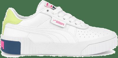 Puma Cali sportschoenen Wit / Roze 369155_21