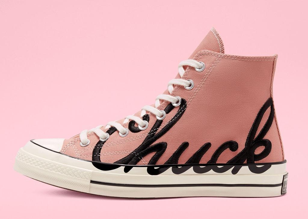 Ode aan Chuck Taylor: De nieuwe Converse Chuck 70