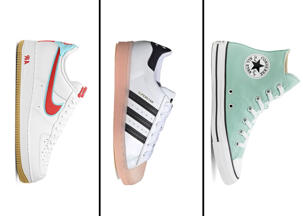 Drie van die: Gamechangers volgens de Sneakerbaron