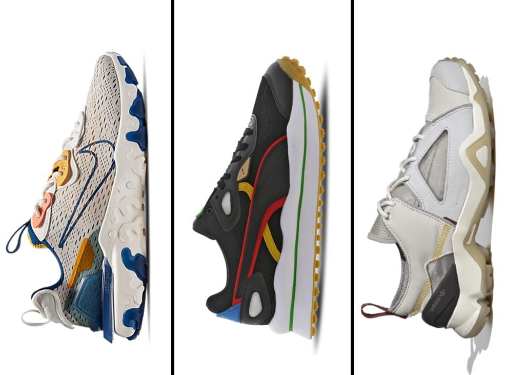 Drie van die: Sneakers om aan je ouders uit te leggen